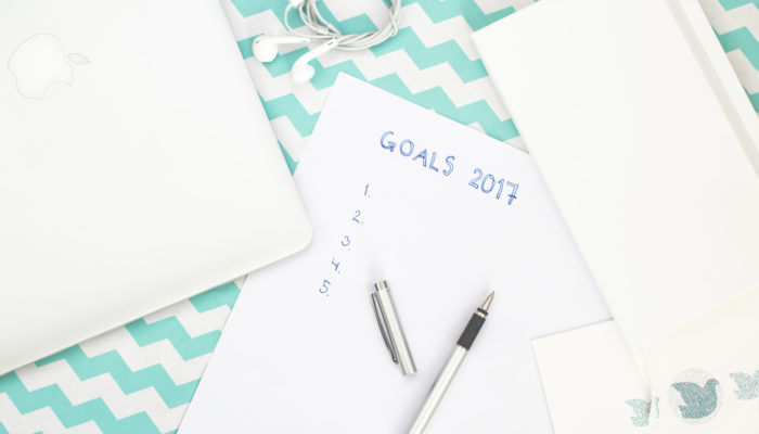 Get More Accomplished: Weekly Goal Planning