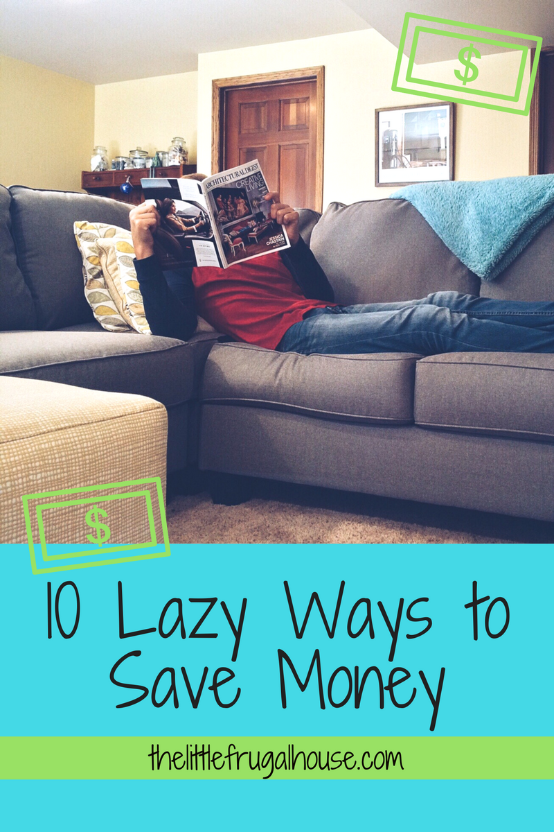 10 ways to save money One of the easiest ways to save money is to pick a company that offers saving 99 cents on a package of lined paper is nice, but saving $400 on the purchase of a new laptop is a lot better.