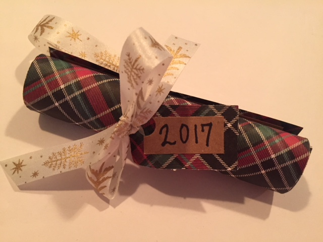 Make your own DIY Year In Review Christmas Ornament with just a few supplies and cherish your favorite memories for years to come!
