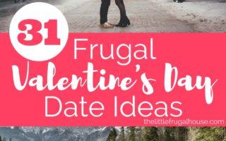 31 Frugal Valentine's Day Date Ideas