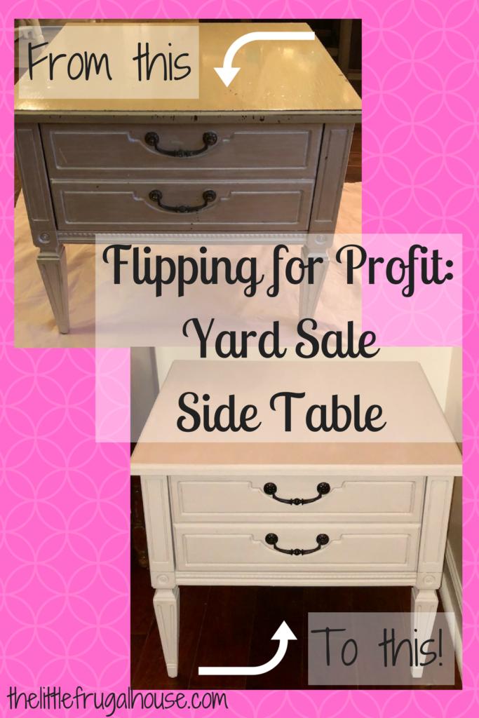 Side Income Idea Make Extra Money Refinishing Furniture