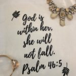 DIY Bible Verse Iron On Tshirt with Heat Press Machine