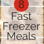 Fast Freezer Meals: Stock Your Freezer Quickly
