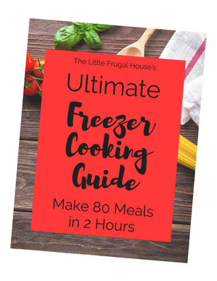Grab a FREE copy of The Ultimate Freezer Cooking Guide