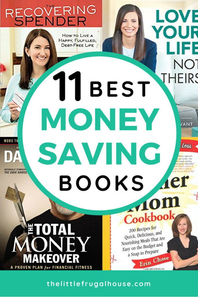 These are my favorite books to help you save money, and make extra money. Personal finance books can help you learn to apply lessons to your own life. Learn how to get out of debt, figure out how to budget, and balance life and finances.