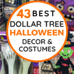 The 43 Best Dollar Tree Halloween Decorations, Party Supplies & Costumes