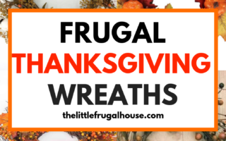 My Favorite Affordable Thanksgiving Wreaths