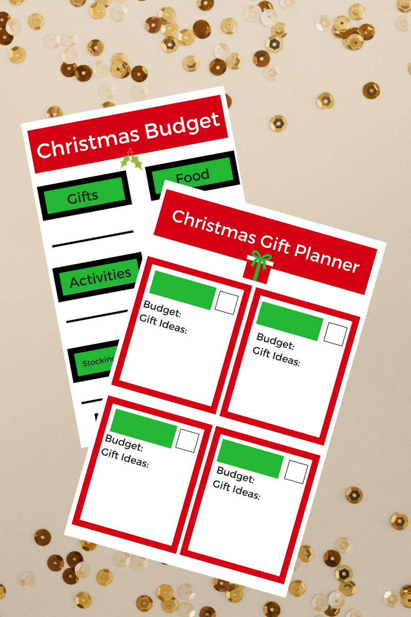 Plan the perfect Christmas on a budget with the Christmas Organization Planner. Full of planner pages, budgeting pages, money saving tips, ideas to earn extra cash, and lots of Christmas fun on a budget.