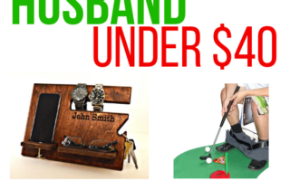 18 Christmas Gifts for Your Husband Under $40