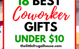 18 Christmas Gifts for Coworkers Under $10