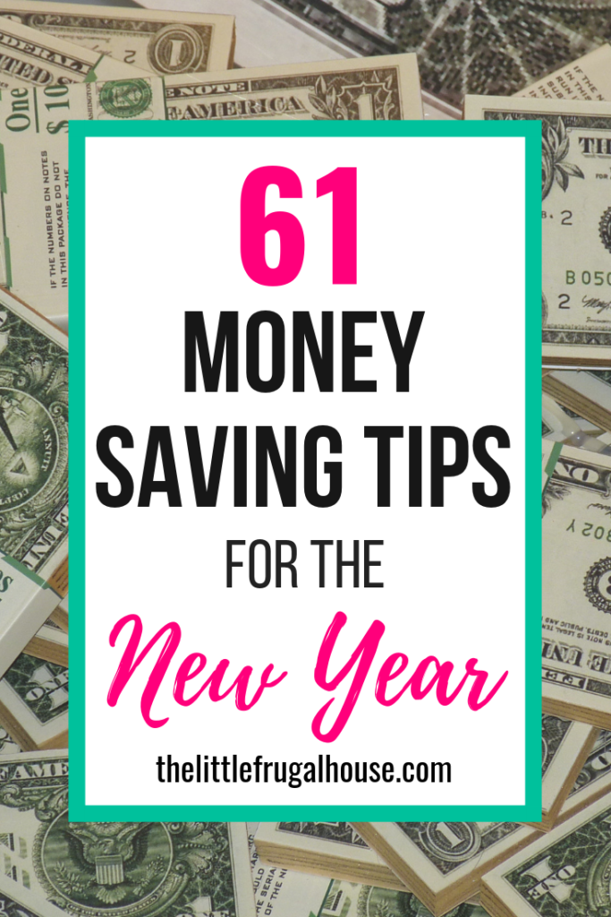 Are you ready to save money, get out of debt, pay off a loan, or get your finances under control in the new year? Use these money saving tips to tackle your goals and reach your money dreams.