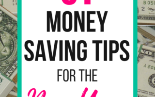 61 Money Saving Tips for the New Year