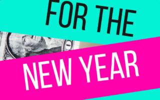 How to Make a Budget for the New Year + FREE Budget Planner