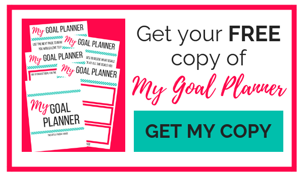 Ready to set and crush your goals for the new year? Get my best tips for goal planning for the new year and a FREE goal planner workbook. You'll know what to focus on and what to devote your time, attention, and efforts towards.