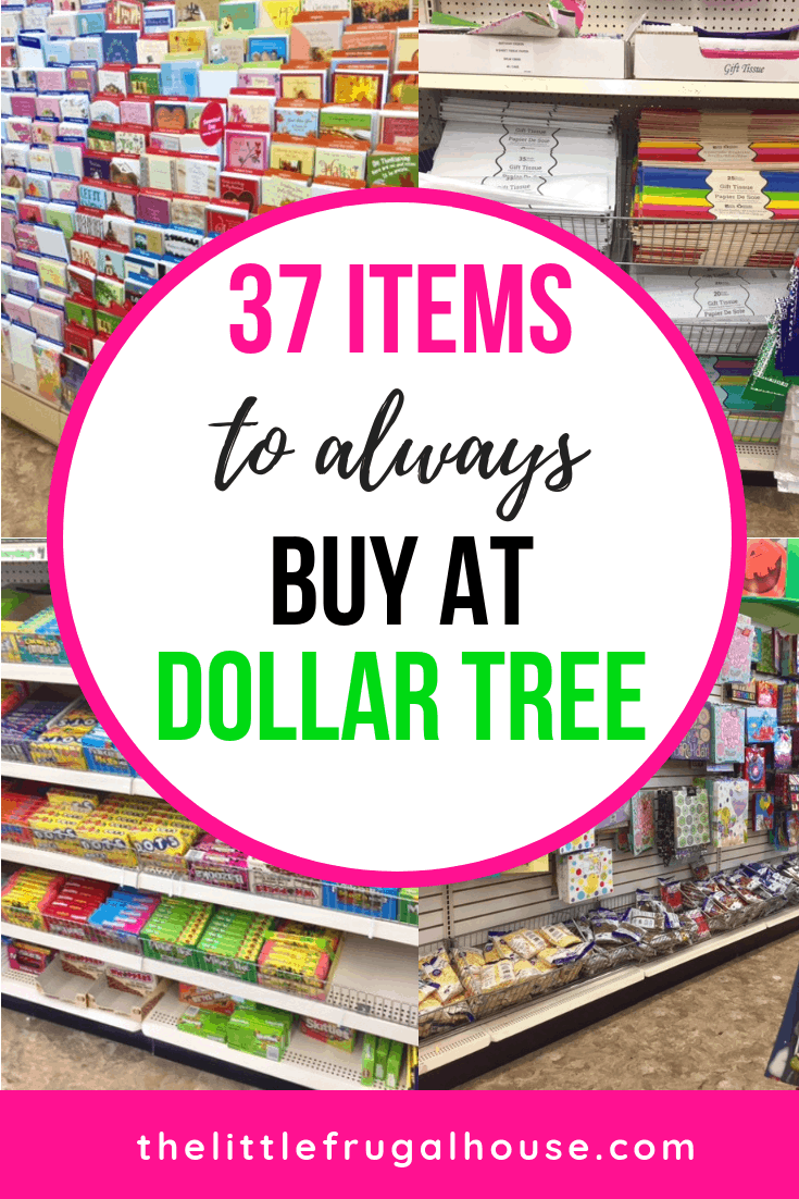 37 Things You Should Always Buy At Dollar Tree Fun Finds Craft Supplies Household Items